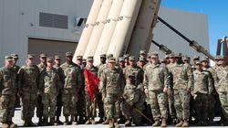 한국에 오는 사드 포대의 지휘관은 이 한국계 여성 장교가 될지도