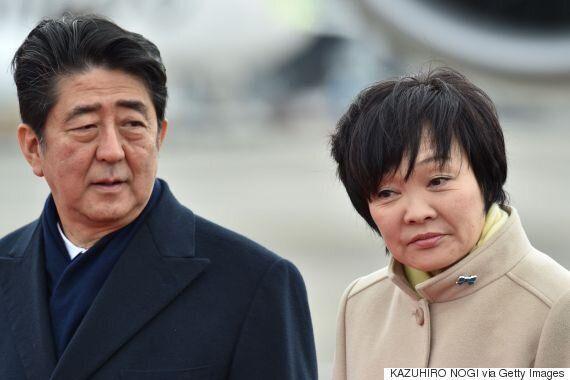 일본 법원이 '아키에 스캔들'에 연루된 유치원을