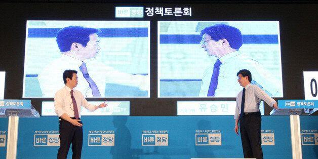바른정당 경선 토론회가 의외로 '고퀄'로 진행되고
