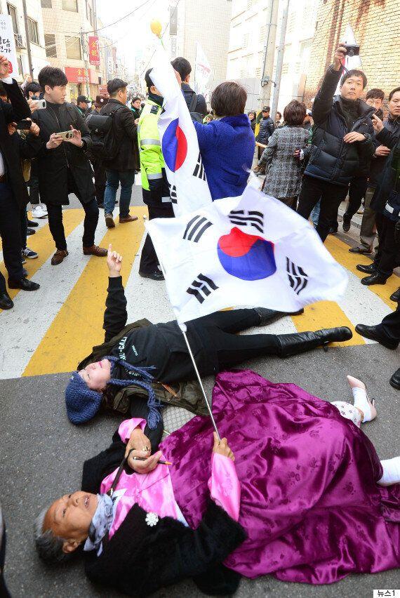 신연희 강남구청장이 박 대통령에게 화환을 보낸 이유는 무척