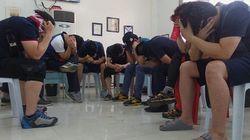 필리핀 섹스관광 갔다가 체포된 남성들의