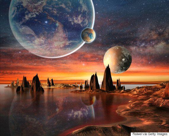 화성 정착촌 계획이 세워지고