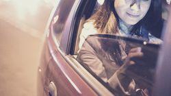 늦은 밤 택시를 탄 여중생에게 훈계한다며 '납치 협박'을 한 택시 기사가