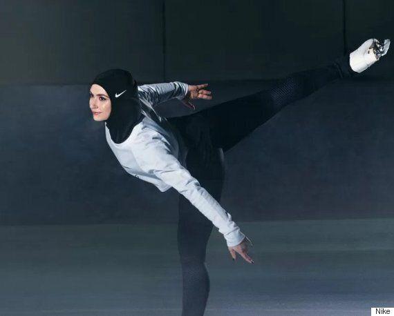 나이키가 무슬림 여성을 위해 '프로 히잡' 라인을 발표한