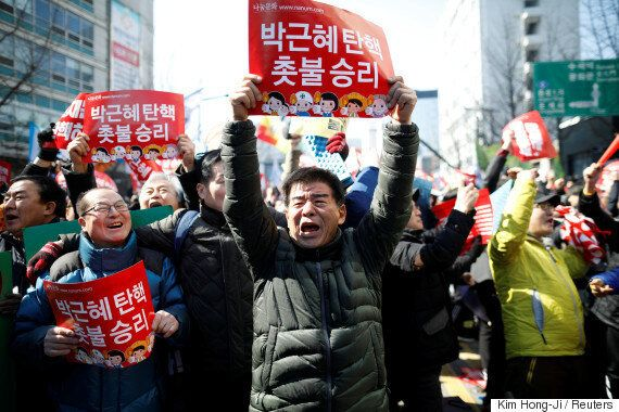 민주당 추미애는 박근혜 탄핵이