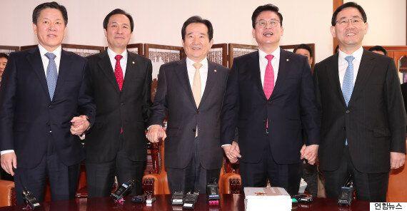 자유한국당의 반대로 '특검법 직권상정' 합의가 실패로