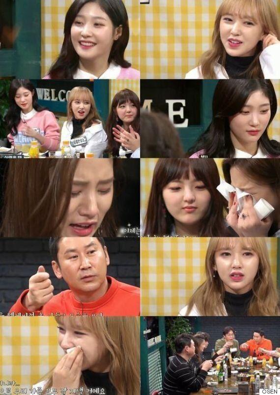 [어저께TV]'인생술집' 걸그룹으로 살기 참