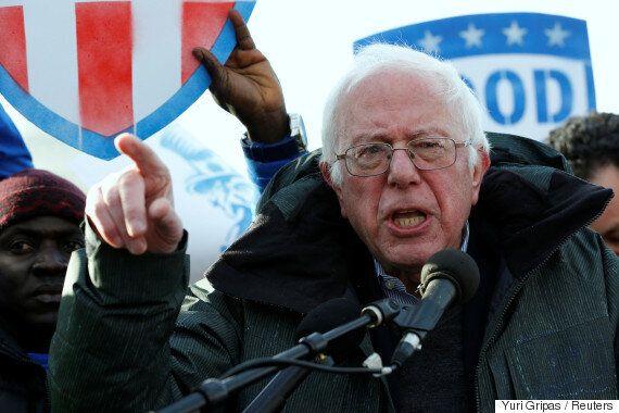 버니 샌더스가 민주당의 완전한 변신이 필요하다고