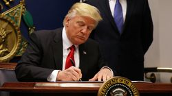 트럼프가 새 '반(反)이민' 행정명령에