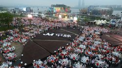 중국 기업의 8000명 규모 단체 서울 관광 계획이