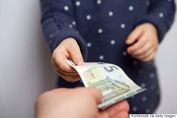 네덜란드 부모들이 자녀에게 '돈'에 대해 가르치는