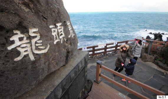 중국의 사드보복 '직격탄'을 맞은 제주, 중국 관광객 11만명이 예약을