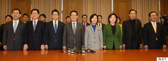 야4당, 국회의장에 특검법 개정안 직권상정