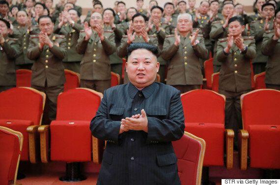 도널드 트럼프는 북한에 매우 화가