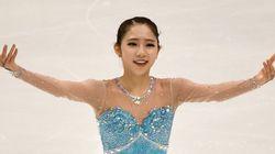 동계아시안게임 피겨스케이팅에서 나온 한국의 첫 금메달