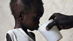 아프리카는 2160만 명이 굶어 죽을