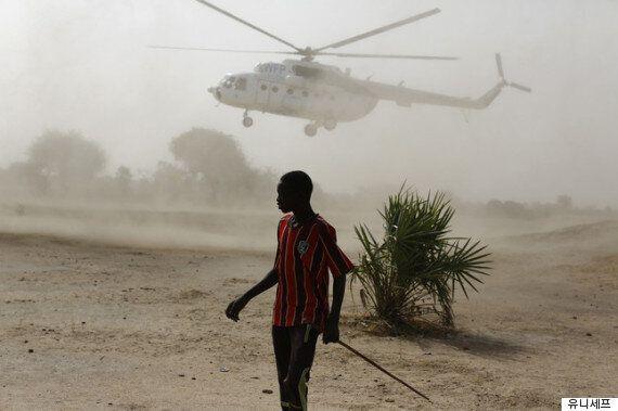 아프리카는 2160만 명이 굶어 죽을 위기에
