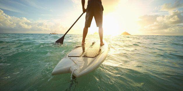 하와이 주 의회가 산호초 보호를 위해 선블록 사용을 제한하는 법안을