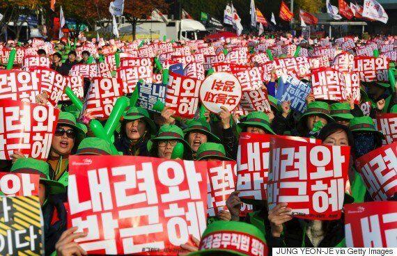 박근혜 대통령이 탄핵심판 최종변론에서 자신의 죄를 하나도 인정하지