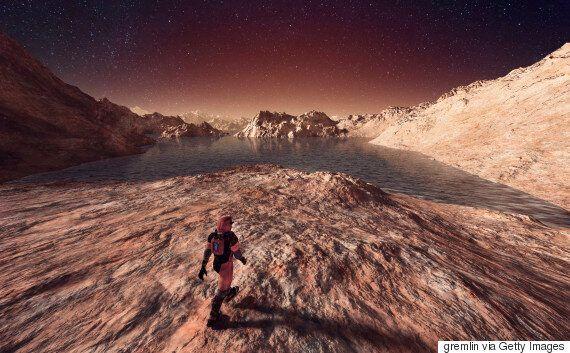 10년 후 화성에서 생명체를 만난다면 이 경고만 기억하면