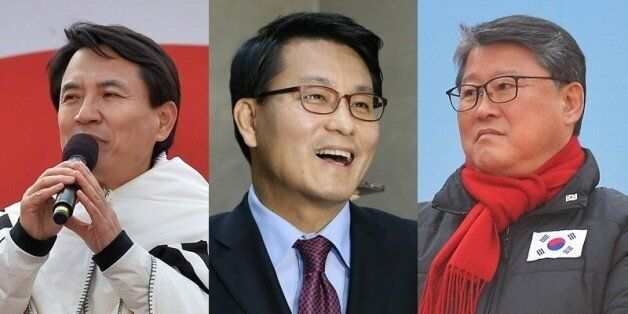 자유한국당 친박 의원 3인의 향후 행보는 이렇게