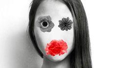 여자는 꽃이 아니라