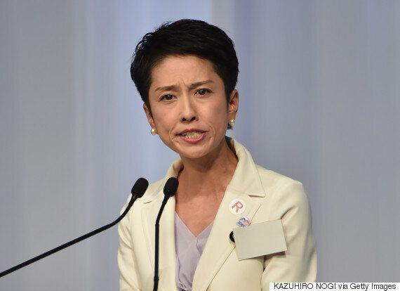 일본에선 '남녀 의원 후보를 동수로 내자'는 법안이 통과될