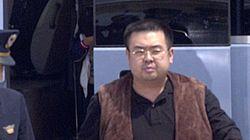 김정남의 피습 직후 사진이 공개됐다 (사진