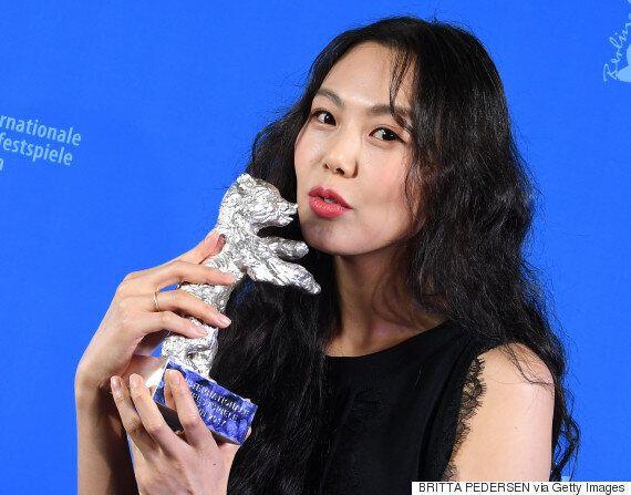 김민희, 베를린영화제 여우주연상...세계적인 배우로 우뚝 선