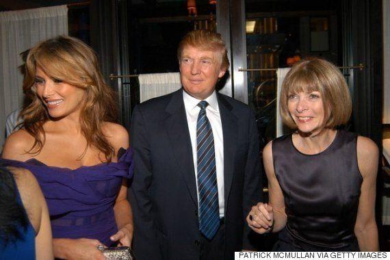 멜라니아 트럼프는 아마 보그 커버를 장식할