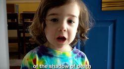 꼬마 소녀가 쿨리오의 '갱스터스 파라다이스'를