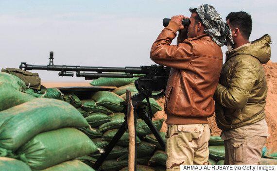 이라크군,'IS 최대소굴' 모술서부 탈환작전