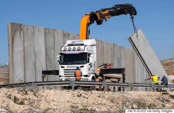 이스라엘 '정착촌 합법화'가 국제사회의 우려를 부르고 있다. 미국은 침묵을 지키고