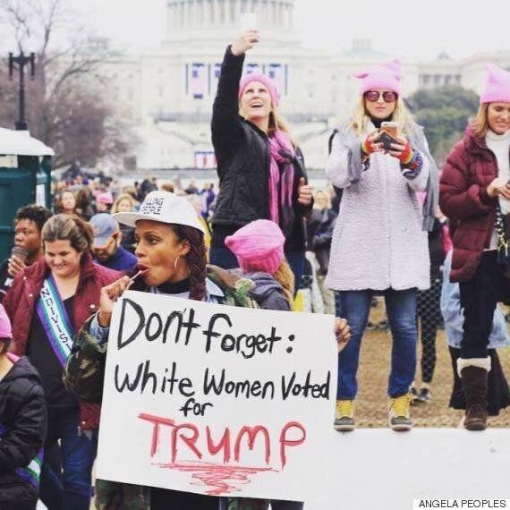 난 백인 여성을 좋아하지
