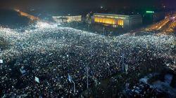 한 장의 사진이 루마니아 사람들을