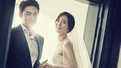 오상진과 김소영 아나운서가 결혼 소식을