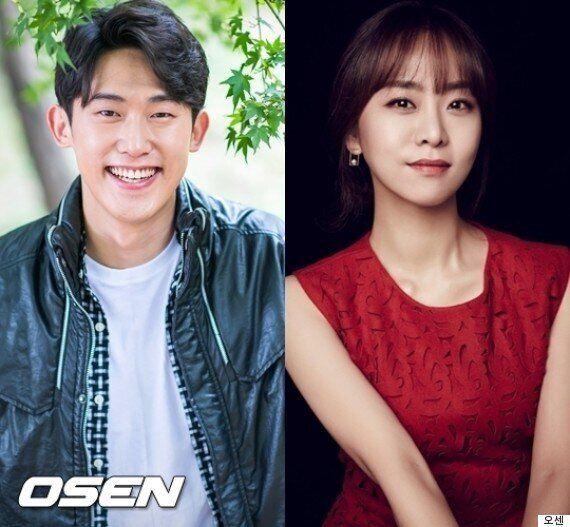 민진웅♥노수산나, 한예종 선후배에서 연인된 동갑내기