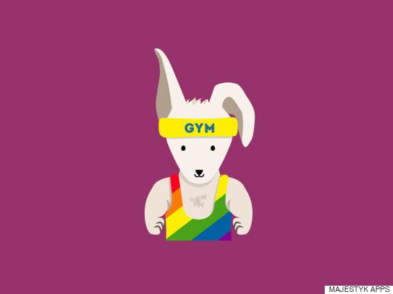 LGBT를 위한 이모지 '호모지'는 당장 다운받아야