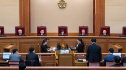 헌법재판소가 탄핵심판 최종변론을 24일로