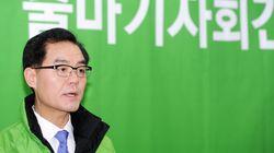 국민의당이 안희정의 대북송금 특검 발언을