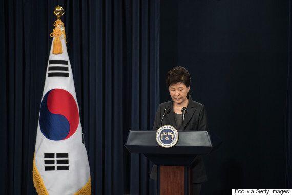 헌법재판소 출석 검토했던 박근혜 측의 시나리오가 어긋나고