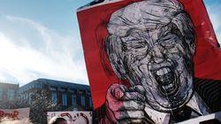 트럼프 행정부는 불법 이민자 추방에 군대까지 투입할
