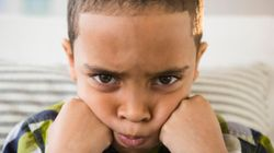 아이가 스트레스에 시달리고 있다는 8가지