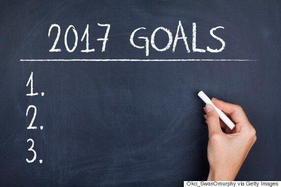 새해 목표 달성에 실패했다고 생각하는 사람들을 위한 조언