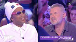 """""""Pourquoi tu me parles comme ça?"""": Doc Gynéco et Éric Naulleau s'accrochent dans"""