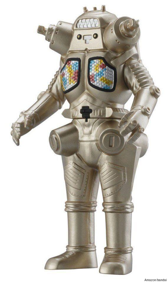 울트라맨의 괴수 '우주로봇 킹죠'와 똑같이 생긴 토우가 일본 고베에서