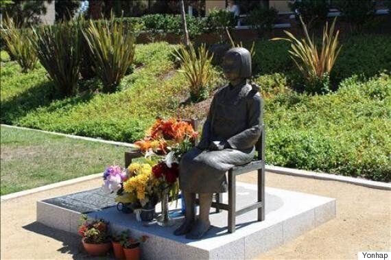 애틀란타에 미국 대도시 최초로 소녀상이