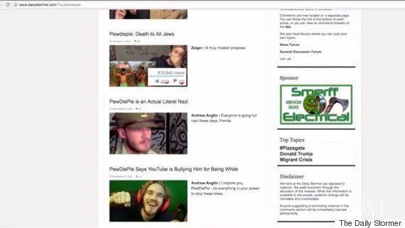 전 세계 수입 1위 유튜브 스타가 '반 유대주의' 발언으로 방송을