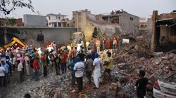 23 Dead In Explosion At Punjab Cracker Factory, Miraculous Escape For Students At Nearby