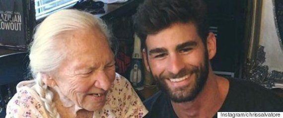 31세 이웃 남자와 절친이 된 89세 할머니가 세상을